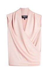 Paule Ka Draped Sleeveless Top