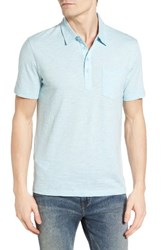 Original Penguin Men's Bing Heathered Polo