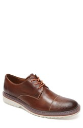 Rockport Men's Jaxson Cap Toe Derby