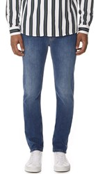 Tom Wood Slim Jeans Dark Stone Wash