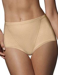 Bali Light Control One Smooth U Toning Brief Nude