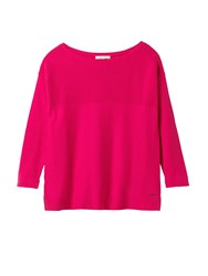 White Stuff Enso Jumper Pink
