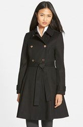 Women's Ted Baker London Flared Skirt Trench Coat