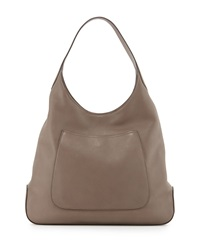 Prada Cervo Single Front Pocket Hobo Bag