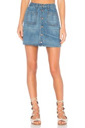 Rag And Bone Santa Cruz Mini Skirt Capitol