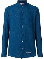 Dnl Plain Shirt Blue