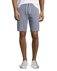 Brunello Cucinelli Cotton Spa Shorts Gray