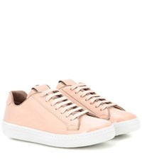 Church's Mirfield Patent Leather Sneakers Pink