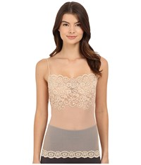 Commando Lace Cami Ca03 True Nude Women's Sleeveless Beige