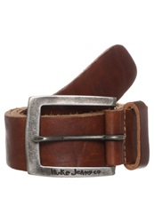 Nudie Jeans Antonsson Belt Brown