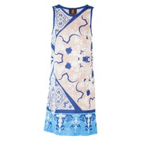 Ekaterina Kukhareva Nanna Dress White Blue