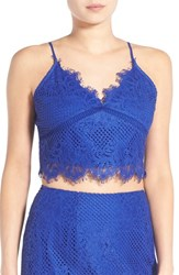 Women's Lovers Friends 'Shimmer' Lace Camisole
