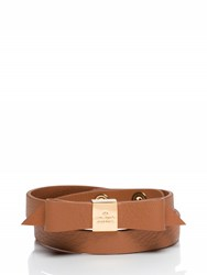 Kate Spade Wrap Things Up Leather Bow Wrap Bracelet