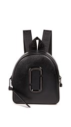 Marc Jacobs Pack Shot Dtm Backpack Black