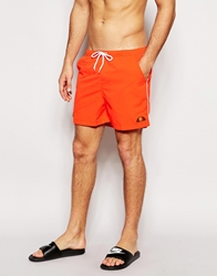 Ellesse Swim Shorts Orange