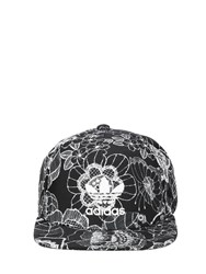 Adidas Originals By Farm Floral Printed Baseball Hat