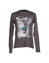 Gaudi' Topwear T Shirts Men Lead