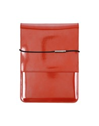 Maison Martin Margiela Mm6 By Hi Tech Accessories Red