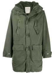 Zadig And Voltaire Parka Coat 60