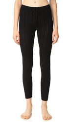 Eberjey Elsa Leggings Black