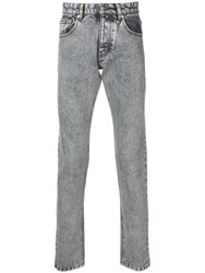 Ami Alexandre Mattiussi Fit 5 Pocket Jeans Grey