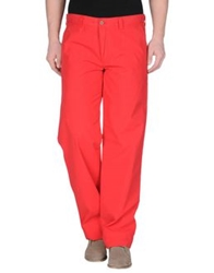 Dockers Casual Pants Red