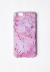 Missguided Pink Marble Iphone 6 Case