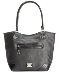 Styleandco. Style And Co. Josie Tote Black