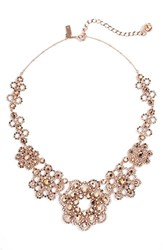 Kate Spade Women's New York 'Crystal Lace' Collar Necklace