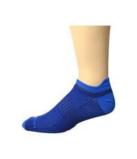 Wrightsock Coolmesh Ii Tab Royal Blue Low Cut Socks Shoes Navy