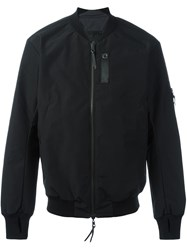 11 By Boris Bidjan Saberi 'Craig' Bomber Jacket Black