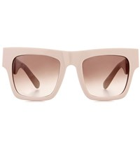 Stella Mccartney Falabella Sunglasses Neutrals