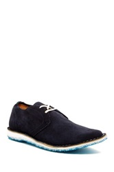 Walk Over Walkover Poe Lace Up Shoe Blue
