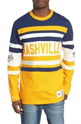 Mitchell And Ness Men's Nashville Open Net Pullover
