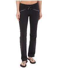 Kuhl M Va Zip Pants Charcoal Heather Women's Casual Pants Gray