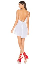 Indah Tahani Dress White