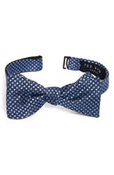 Ted Baker Men's London Tussah Party Dot Silk Bow Tie