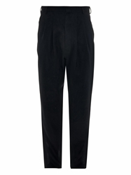 Cerruti Pleated Front Wool Trousers