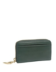 Tusk Donnington Zip Coin Card Case Forest