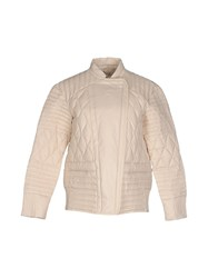 Hoss Intropia Coats And Jackets Down Jackets Women Ivory