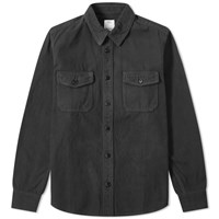 Visvim Black Elk Flannel Shirt