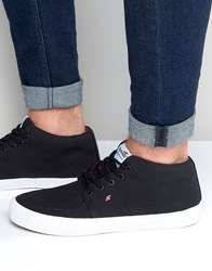 Boxfresh Amhurst Trainers In Black Black