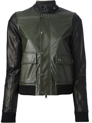 Diesel Black Gold 'Lapull' Jacket Green