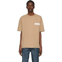 Filling Pieces Tan No Borders T Shirt