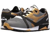 Diadora N9000 Arrowhead Black Athletic Shoes