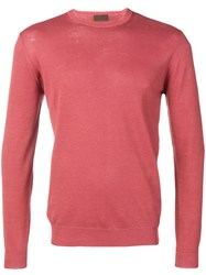 Altea Ribbed Sweater Pink