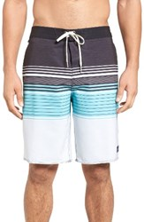 O'neill Men's Big And Tall Jack Frontiers Stretch Board Shorts Black
