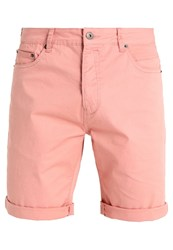 Solid Ryder Shorts Rose Apricot