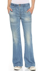 Nsf Burroughs Flare Jeans Cooper