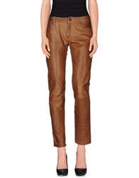 Denim And Supply Ralph Lauren Casual Pants Brown